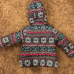 Carters Toddler Girls Winter Coat